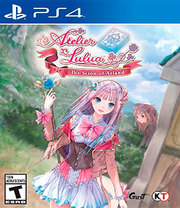 Atelier Lulua: The Scion of Arland para PS4