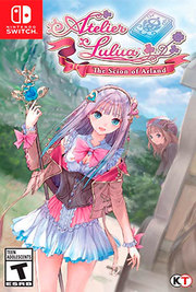 Atelier Lulua: The Scion of Arland para Nintendo Switch
