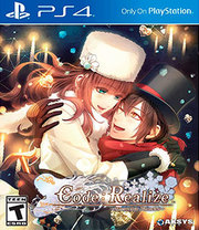 Code Realize Wintertide Miracles para PS4