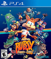 Bubsy: Paws on Fire para PS4