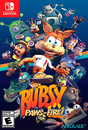 Bubsy: Paws on Fire para Nintendo Switch