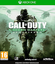Call of Duty: Modern Warfare Remastered para Xbox One