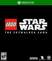 LEGO Star Wars: The Skywalker Saga para Xbox One