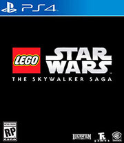 LEGO Star Wars: The Skywalker Saga para PS4
