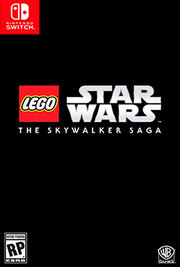 LEGO Star Wars: The Skywalker Saga para Nintendo Switch