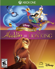 Disney Classic Games: Aladdin and the Lion King para Xbox One