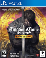 Kingdom Come: Deliverance Royal Edition para PS4