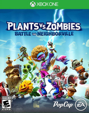 Plants vs. Zombies: Battle for Neighborville para Xbox One
