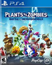 Plants vs. Zombies: Battle for Neighborville para PS4