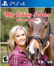 My Riding Stables: Life with Horses para PS4