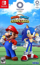 Mario & Sonic at the Olympic Games: Tokyo 2020 para Nintendo Switch