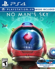 No Man's Sky Beyond para PS4