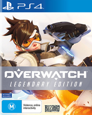 Overwatch Legendary Edition para PS4