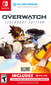 Overwatch Legendary Edition para Nintendo Switch