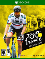 Tour De France Season 2019 para Xbox One
