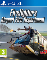 Firefighters: Airport Fire Department para PS4