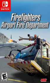 Firefighters: Airport Fire Department para Nintendo Switch