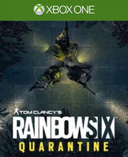 Tom Clancy's Rainbow Six: Quarantine para Xbox One