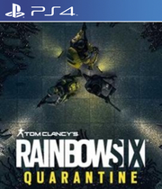 Tom Clancy's Rainbow Six: Quarantine para PS4
