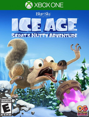 Ice Age: Scrat's Nutty Adventure para Xbox One