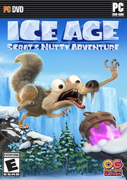 Ice Age: Scrat's Nutty Adventure para PC