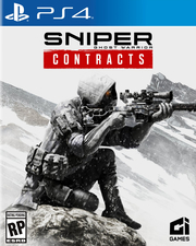 Sniper Ghost Warrior Contracts para PS4