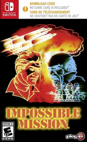 Impossible Mission para Nintendo Switch