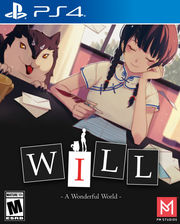 WILL: A Wonderful World para PS4