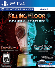 Killing Floor: Double Feature para PS4