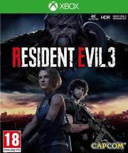 Resident Evil 3 para Xbox One