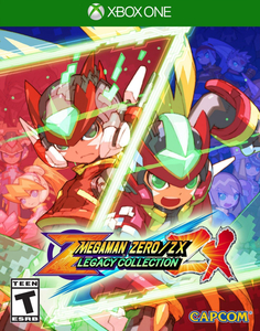 Mega Man Zero / ZX Legacy Collection para Xbox One