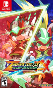 Mega Man Zero / ZX Legacy Collection para Nintendo Switch
