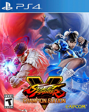 Street Fighter V: Champion Edition para PS4