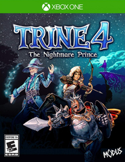 Trine 4: The Nightmare Prince para Xbox One