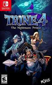 Trine 4: The Nightmare Prince para Nintendo Switch