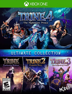 Trine: Ultimate Collection para Xbox One