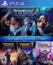 Trine: Ultimate Collection para PS4
