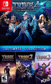 Trine: Ultimate Collection para Nintendo Switch