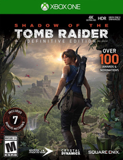 Shadow of the Tomb Raider: Definitive Edition para Xbox One
