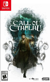 Call of Cthulhu The Official Video Game para Nintendo Switch