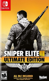 Sniper Elite III (Ultimate Edition) para Nintendo Switch