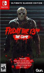 Friday the 13th: The Game para Nintendo Switch