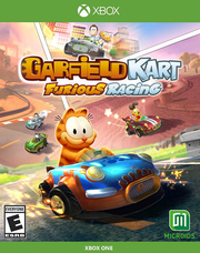 Garfield Kart: Furious Racing para Xbox One