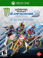 Monster Energy Supercross The Official Videogame 3 para Xbox One