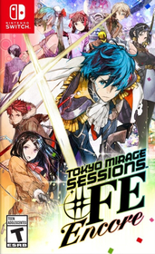 Tokyo Mirage Sessions #FE Encore para Nintendo Switch