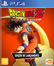 Dragon Ball Z: Kakarot + Steelbook para PS4