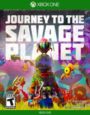 Journey to the Savage Planet para Xbox One