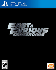 Fast & Furious Crossroads para PS4