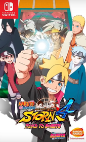 Naruto Shippuden: Ultimate Ninja Storm 4 - Road to Boruto para Nintendo Switch