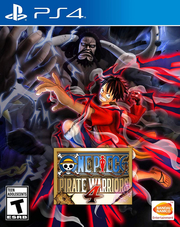 One Piece: Pirate Warriors 4 para PS4